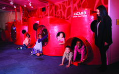 THE CHILDREN'S MUSEUM OF MANHATTAN emphasizes early childhood education, creativity, health and world cultures. Through exhibits like Little West Side and Ancient Greece, lifestyle workshops, programs and performances, children have fun while learning about the world around them and how to take care of their bodies. Parents also come to a greater understanding about how children learn. (Free on the first Friday of the month, 5–8pm)