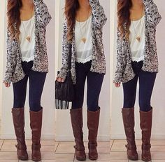 Perfect #autumn outfit!