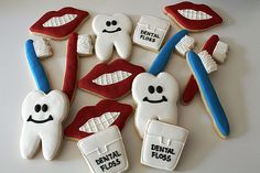 Dental Cookies  Are you looking for a dental assisting study guide? www.DentalAssistantStudy.com