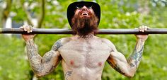 If you're serious about building real upper-body strength, you owe it to yourself to work up to 20 strict, full-range-of-motion pull-ups. Here's the plan to get you there.