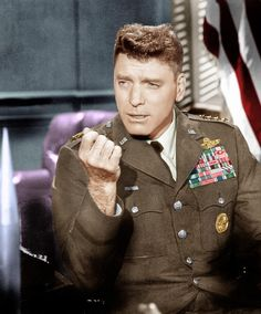 Seven Days In May, Burt Lancaster, 1964