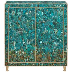 Check out the deal on Turquoise Cabinet at Eco First Art