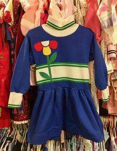 Florence Eiseman Dress Girls 4 by lishyloo on Etsy