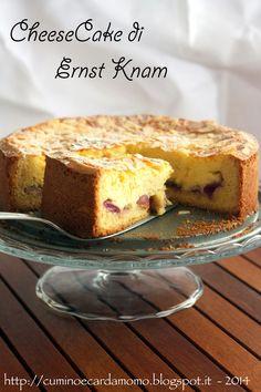 Cumino e Cardamomo: Cheesecake di Ernst Knam