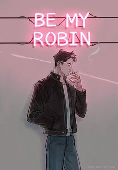 Be my Robin Jason Todd