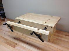 Benchtop Bench - by JerryinCreek @ LumberJocks.com ~ woodworking community
