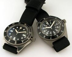 SCUBAWATCH.ORG BENRUS TYPE 1 STERILE ISSUE