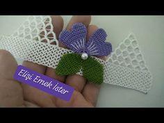 YENİ Tasarım Tığ İşi Havlu Kenarı Modeli |Yapım Aşamaları - YouTube Baby Knitting Patterns, Crochet Patterns, Moda Emo, Creative Embroidery, Piercings, Felt, Brooch, Baby Shower, Lace
