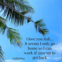 Bali Quotes, Bali Baby, Bali Holidays, Love You, My Love, Bali Travel, Cute Quotes, Travel Quotes, Southeast Asia
