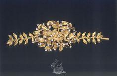 El brazalete del Árbol de la Vida - Salvador Dalí - Joyas - 1953