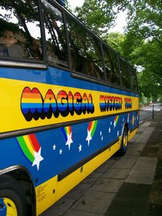 Magical Mystery Tour, Liverpool