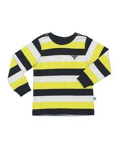 Mega seje Hummel Fashion Thomas langærmet T-shirt Hummel Fashion Overdele til Børnetøj i behageligt materiale