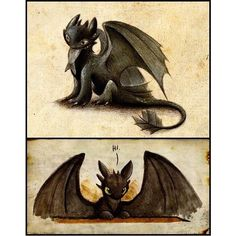 Dragon Rider ❤ liked on Polyvore featuring animals and dragon