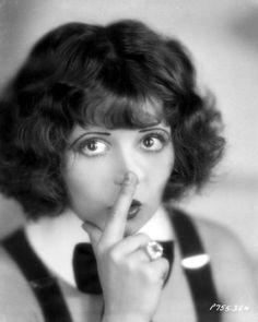 I adore Clara Bow.