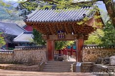 TOURNURI.COM: 송광사 (Songgwangsa Temple, KOREA)