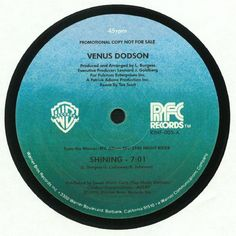 "Venus Dodson - Shining / He Said, She Said (12"")"
