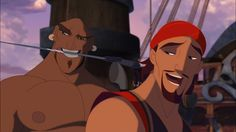 Sinbad: Legend of the Seven Seas (2003) - Disney Screencaps