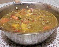 guisado de lentilha com legumes #vegan #veggie #veganlife #veganstyle #nature #animals #crueltyfree #love # vegano #vidavegana #estilovegano #natureza #animais #amor