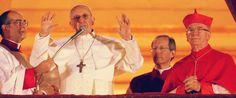Corpus Christi, año de la Fe fortalecida, por el avivamiento dado por el Papa Francisco y su llamado a ser una Iglesia viva, que camina.