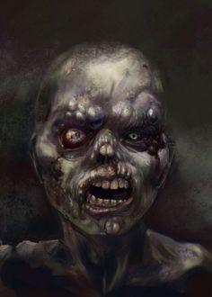 Undead Zombie Walker
