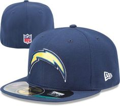 NFL San Diego Chargers On Field 5950 Game Cap, Navy, 7 7/... http://a.co/cQg4Phd