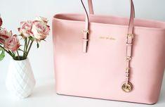 New In / Michael Kors Jet Set Travel Shopper Pale Pink #Michael #Kors #Handbag #Jet #Set #Shopper #Pale #Pink #Pastel