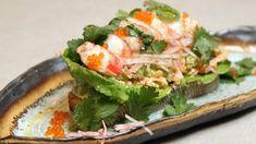Foto: Tone Rieber-Mohn / NRK Avocado Toast, Sushi, Japanese, Breakfast, Ethnic Recipes, Food, Japanese Language, Hoods, Meals