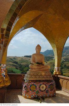 Wat Pha Kaew by Antoine - Bkk,  Thailand.. via Flickr