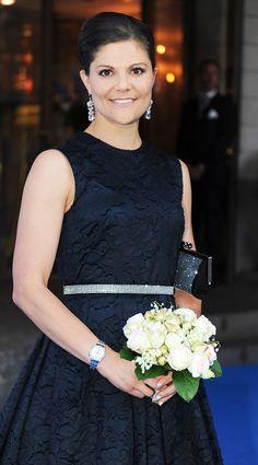 HRH Crown Princess Victoria of Sweden June 2, 2014
