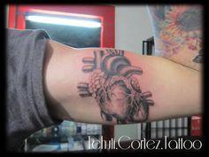 #hearthtattoo #hearth #tattoo #blackwork #inkmortaltattoostudio #tehuticorteztattoo