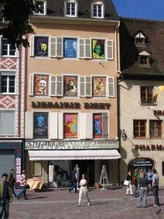 Librairie Bisey - #Mulhouse #France