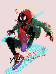 Spiderman Tattoo, Spiderman Art, Amazing Spiderman, Avengers Art, Marvel Art, Marvel Comics, Comic Books Art, Comic Art, Anime Tattoos
