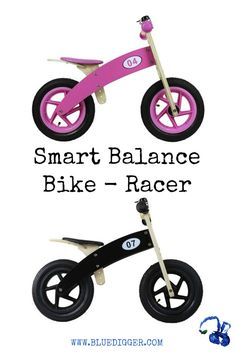 Help your child develop balance and coordination! By simply allowing your child to sit and walk or run with the balance bike by pushing with their feet. If the bike starts to fall, kids instinctively regain their balance using their feet. Once they've gained some momentum and balance control they can lift their feet up as they feel comfortable and start cruising.