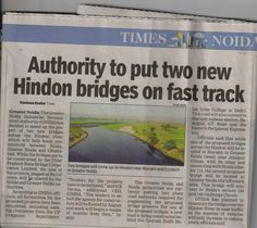 Two New Bridges on Hindon soon.... #futureworldcare
