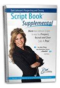 Dani Johnson ~ Script Book Supplemental    http://www.danijohnson.com/successtools/home-business/