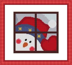 Maries Cozy Corner: cross stitch pattern (Free)