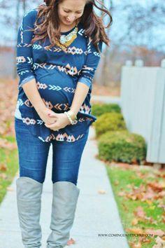Coming Unstitched - maternity style, maternity fashion- Pink Blush Maternity