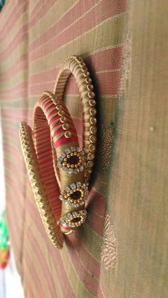 To order, pls whatsapp on 94929 91857 Silk Thread Bangles Design, Silk Thread Necklace, Silk Bangles, Beaded Necklace Patterns, Thread Jewellery, Jewelry Patterns, Beaded Jewelry, Handmade Jewelry, Diy Jewellery