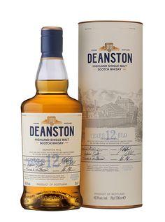 @Deanstonmalt redesign celebrates heritage, craft & community spirit #whisky