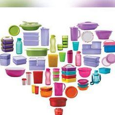 Amo Tupperware