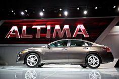 Nissan Altima 2014 | carro novo