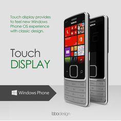 NOKIA 6300 Re-design Project on Behance Vintage India, Windows Phone, Graphic Design Branding, New Image, Internet, Design Projects, Innovation, Retro, Photoshop