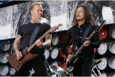 Metallica named as final headline act for this summer's Glastonbury Festival