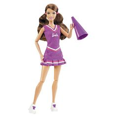 Barbie I Can Be a Cheerleader