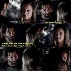 """The 100 4×06 """" We will rise """""""