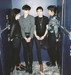 Savages - If you like Joy Division or Boy-era U2, or just straight up rocking tunes with some pretty killer bass work and snarling lyrics, give these chicks a listen.