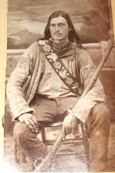 Luther S Kelly aka Yellowstone Kelly. 1849-1928 Well educated,expert rileman,trapper& hunter. Scout for army in Yellowstone river area.Guided 2 expeditions into alaska plus other major govermrnt expeditions. Agent for San Carlos Indian Reservation.