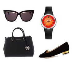 Feel chic in this Philip Stein Fruitz watch teamed with a pair of stylish flats, large tote bag & dark shades #LiveInTune #NFT #PreciousTimesae