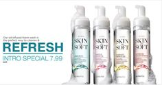 ~ EASY DEAL$ ~ SSS Foaming Oil Body Wash leaves skin feeling revitalized and nourished. Now $7.99 each!
