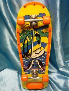 80s Vtg Nash Redline Quot Executioner Quot Dragon Skateboard Ramp